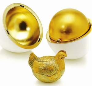 Oeuf à la Poule 1885 - Fabergé